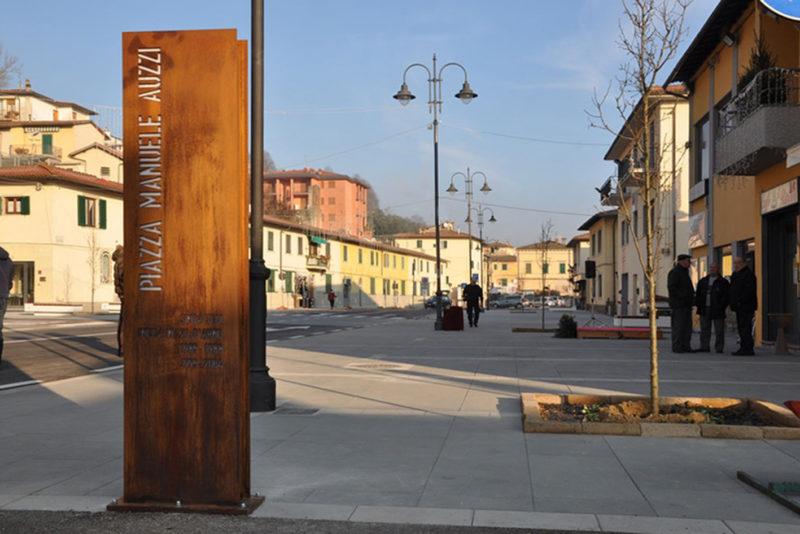Nuova Piazza ad Incisa Valdarno